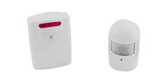 Wireless Security Alarm Package ELM-8178 FD, driveway alart.