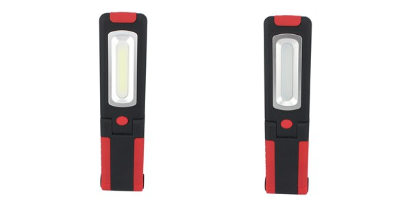 Battery Powered Construction Lights ELM-8198, Battery Powered LED Work Lights