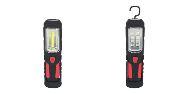 Battery Operated LED Work Lights ELM-8217, Battery Powered LED Work Lights