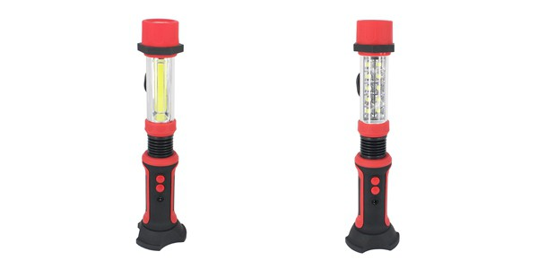 Battery Operated Work Light ELM-8160, Battery Powered LED Work Lights