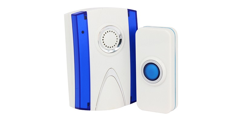 Wireless Plug-In Doorbell Kit ELM-8220