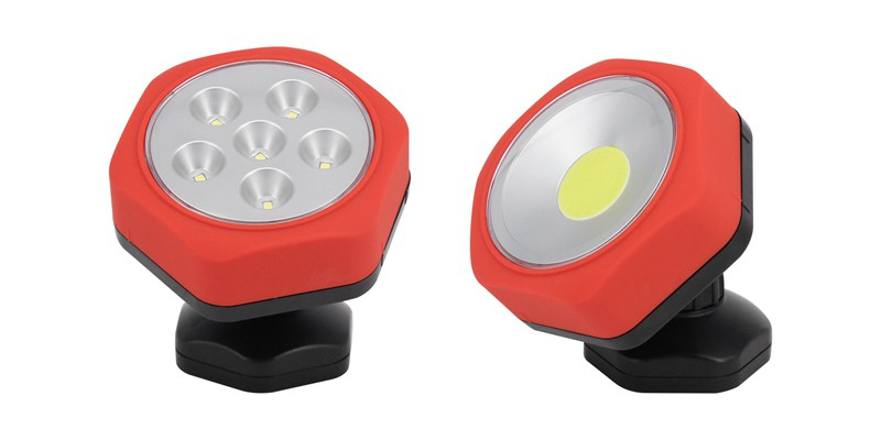 Rotating Magnetic LED Work Light ELM-8224