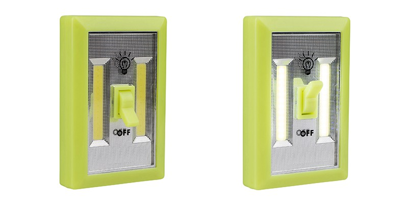 Luminous Light Switch ELM-8242